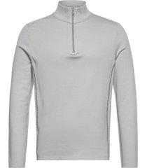 m. li l zip top sweat-shirt trui grijs filippa k