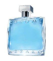 perfume azzaro chrome masculino eau de toilette 30ml único