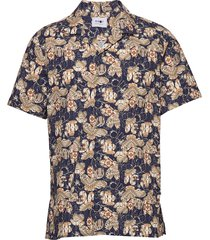 miyagi short 5133 overhemd met korte mouwen multi/patroon nn07