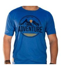 camiseta eco canyon hiking masculina
