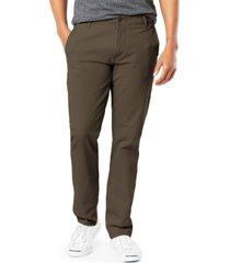 dockers men's alpha athletic-fit smart 360 flex twill pants