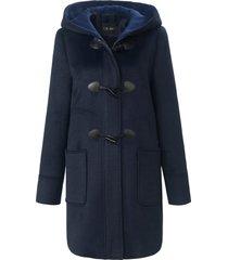 jas met contrastkleurige binnenkant van gil bret blauw