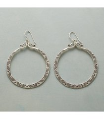 akana hoop earrings