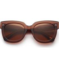 008 clear sunglasses in coco