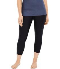 mama prima post pregnancy performance active crop leggings