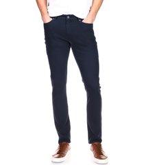 men's dl1961 men's cooper slim tapered leg jeans, size 40 - blue
