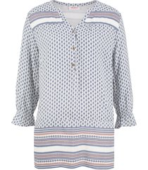 tunica (bianco) - john baner jeanswear