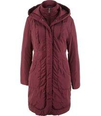 giaccone imbottito con cappuccio (rosso) - bpc bonprix collection