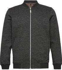 mens hurst wind fleecejkt outerwear sport jackets grå abacus