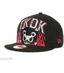 new era 9fifty tokidoki john bronson cap hat  black   osfm