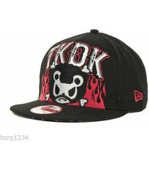 new era 9fifty tokidoki john bronson cap hat  black   osfm