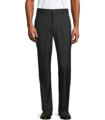 greg norman men's classic-fit club house pants - midnight - size 32 32