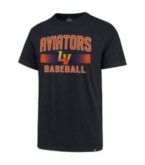 '47 brand las vegas aviators men's super rival slugger t-shirt