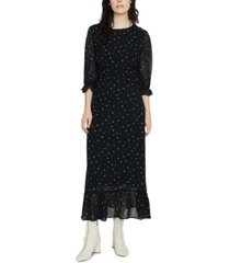 sanctuary courtney modest midi dress