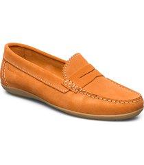natasha 1a loafers låga skor orange marc o'polo footwear