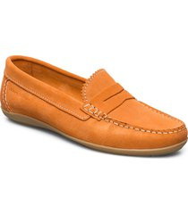 natasha 1a loafers låga skor orange marc o'polo footwear