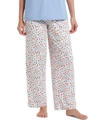 hue women's teardrop pajama pants