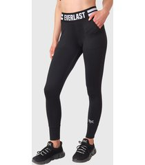 legging everlast long move negro - calce ajustado