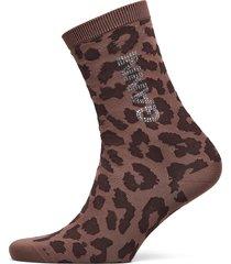polyamide lingerie socks regular socks brun ganni