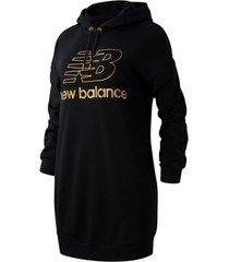 jurk new balance nbwd03501bk