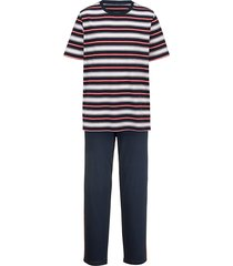 pyjama g gregory marine/wit/rood