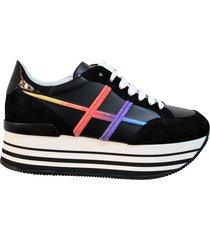 hogan maxi h222 sneakers