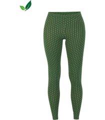 blutsgeschwister legging lovely green dance
