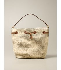lauren ralph lauren shoulder bag debby lauren ralph lauren handbag in raffia