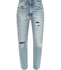 d-joy verontruste jeans