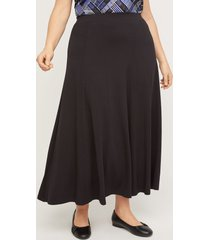 anywear seamed skirt