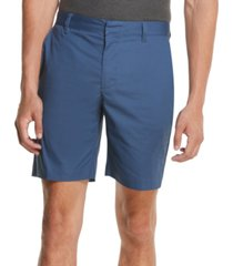 dkny men's regular-fit stretch tech shorts