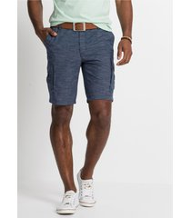 cargo bermuda, regular fit