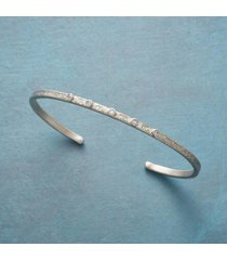 sundance catalog women's rocky shoreline cuff bracelet