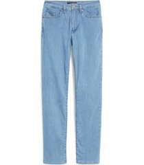 men's 34 heritage charisma relaxed straight leg jeans, size 32 x 30 - blue
