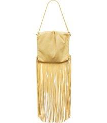 fringe leather crossbody bag