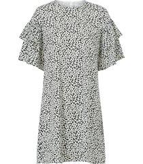klänning slfcarla 2/4 short dress