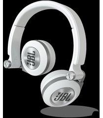 audífonos jbl synchros e30, diadema blanco