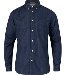 skjorta slhreglandon-perfect shirt mix ls w