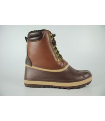 botin impermeable hasta la costura multi color bamboo