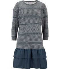abito in felpa 2 in 1 (grigio) - john baner jeanswear