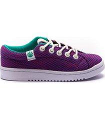 zapatilla violeta kioshi footwear naha