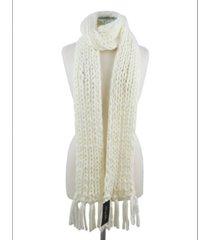 marcus adler chunky knit scarf