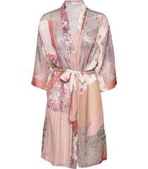 crdanica patchwork kimono kimonos rosa cream