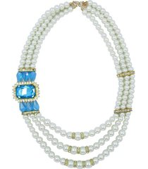 collar blanco sasmon cl-11641
