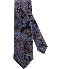 men's eton paisley silk tie