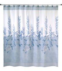 avanti caicos shower curtain bedding