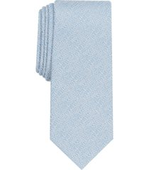 inc men's classic abstract textured tie, created for macy's