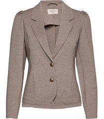 fqdécor-ja-puff blazers casual blazers beige free/quent