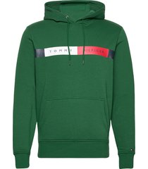 rwb logo hoody hoodie trui groen tommy hilfiger