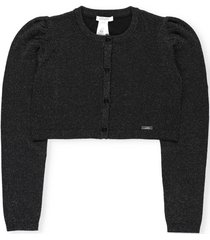 liu-jo lurex sweater